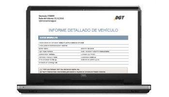 Informe de vehiculo completo