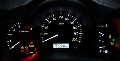 Fraude en los kilómetros. Informematriculadgt.es